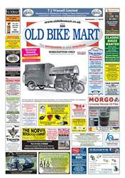 Old Bike Mart issue September 2018