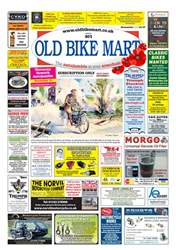 Old Bike Mart issue November 2018