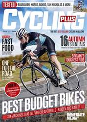 Cycling Plus issue November 2017