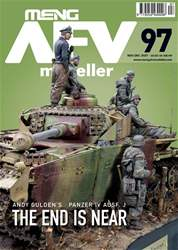 Meng AFV Modeller issue 97