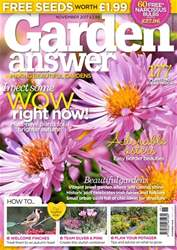 Garden Answers issue November 2017