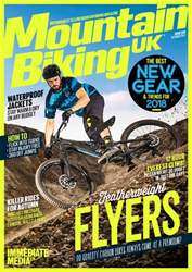 Mountain Biking UK issue October 2017