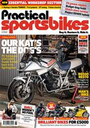Practical Sportsbikes issue November 2017