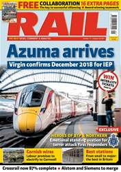 Rail issue Issue 837