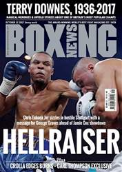 Boxing News issue 10/10/2017