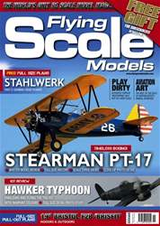 Flying Scale Models issue November 2017