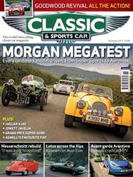 Classic & Sports Car issue November 2017