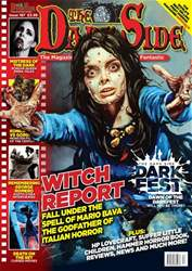 The Darkside issue Issue 187: Witch Report