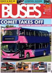 Buses Magazine issue  November 2017