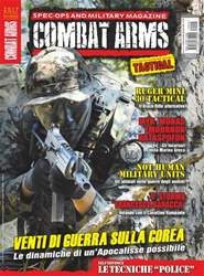 COMBAT ARMS issue Ott-Nov-Dic 2017