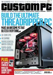 Custom PC UK issue December 2017