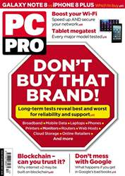 PC Pro issue December 2017