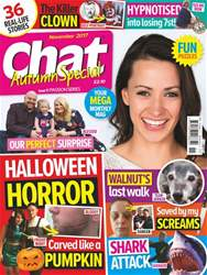 Chat Specials issue Autumn 2017