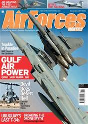 AirForces Monthly issue  November 2017