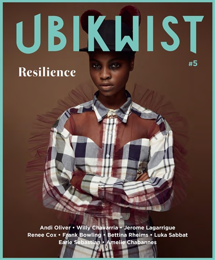 Ubikwist Magazine Preview