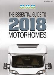 Campervan issue The Essential Guide to 2018 Motorhomes