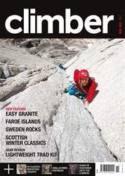 Climber issue Nov/Dec 2017