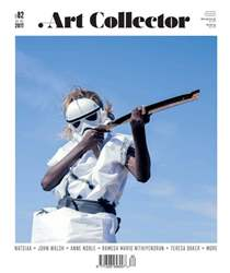 Art Collector issue Issue 82
