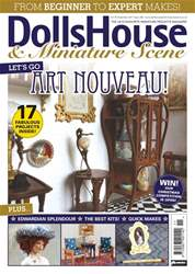 Dolls House and Miniature Scene issue November 2017 (282)