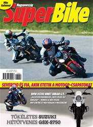 Superbike Hungary issue oct 17