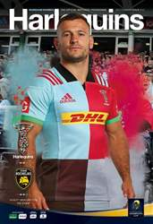 Harlequins issue Harlequins V La Rochelle · EPRC Champions Cup