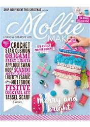 Mollie Makes issue Issue 85
