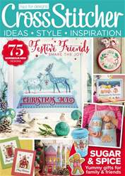 CrossStitcher issue November 2017