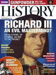 BBC History Magazine issue November 2017