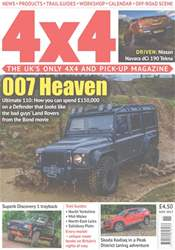 4x4 Magazine incorporating Total Off-Road issue November 2017