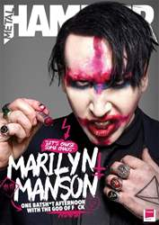 Metal Hammer issue November 2017