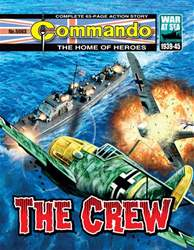 Commando issue 5063