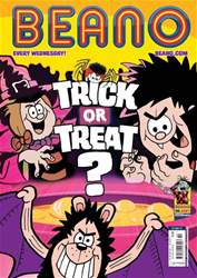 The Beano issue 21st October 2017