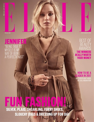 Elle malaysia magazine nov 2017 subscriptions pocketmags for Subscribe to elle magazine