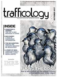 Trafficology Magazine Cover