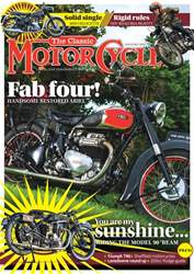 The Classic MotorCycle issue January 2018
