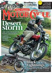 The Classic MotorCycle issue February 2018