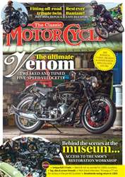 The Classic MotorCycle issue March 2018
