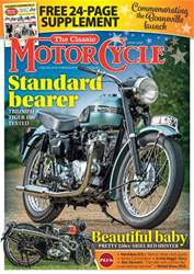 The Classic MotorCycle issue April 2018