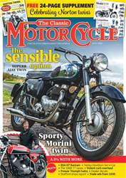 The Classic MotorCycle issue July 2018