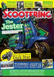 Scootering issue February 2018