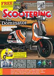 Scootering issue March 2018