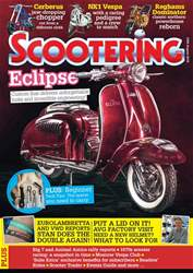 Scootering issue August 2018