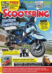 Scootering issue September 2018