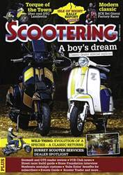 Scootering issue October 2018