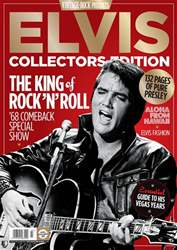 Elvis Legendary '68 Comeback And Beyond issue Elvis Legendary '68 Comeback And Beyond