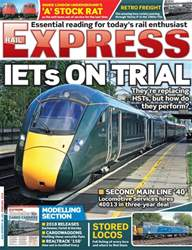 Rail Express issue February 2018