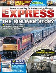 Rail Express issue Rail Express
