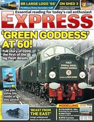 Rail Express issue April 2018