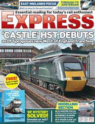 Rail Express issue May 2018