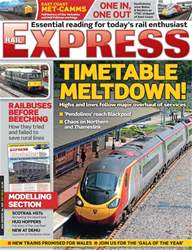 Rail Express issue July 2018